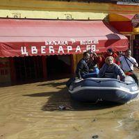 Les Balkans frappés par les pires inondations depuis plus d'un siècle