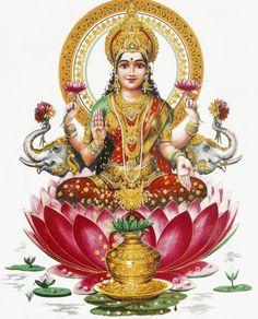 Kamla Yantra, Goddess Kamala Devi Yantras - for elevation of the soul
