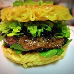 The Original Ramen Burger - Burgers - Koreatown - Los Angeles, CA - Reviews - Photos - Yelp