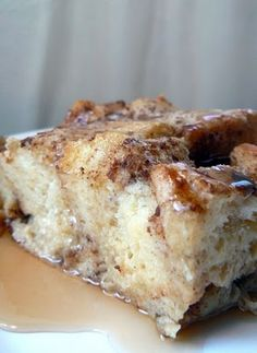 cinnamon and nutmeg french toast bake