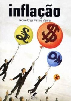 Livro Inflação Pedro Jorge Ramos Vianna - ISBN 8520416616