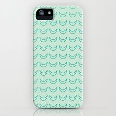 Swell iPhone Case by Eva Black