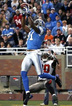 Calvin Johnson Detroit Lions Football 560a6bb08