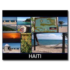 Sold in the UK! #Labadee, Haiti Postcard photo collage..$1.10