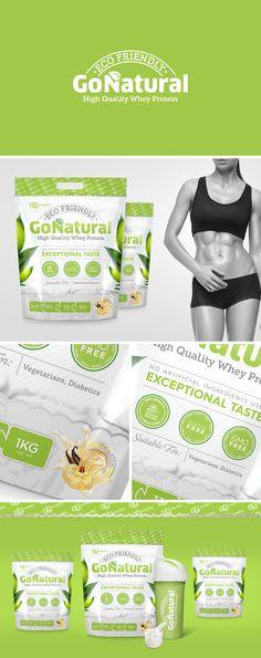 Go Natural (Natural Protein Powder) By martinvizbe.com