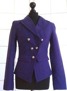 JOOP!JEANS Damen-Blazer, Gr.34,violett, in Kleidung & Accessoires, Damenmode, Jacken & Mäntel | eBay