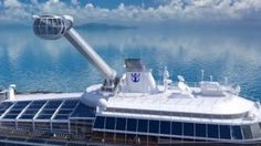 Quantum of the Seas:  Dining, Diversion And Difficult Decisions!