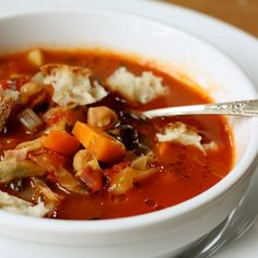 Midwinter Vegetable Soup | Top 20 Organic Budget Food Recipes | Budget-Friendly Family Recipes | Food | Disney Family.com