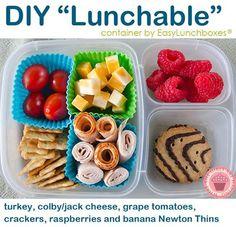 DIY Lunchable.