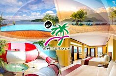 40% off Whiterock Beach Hotel & Waterpark Accommodation Promo