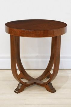 Elegant Beech Coffee Table