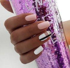 Natural Nail Designs, Ombre Nail Designs, Acrylic Nail Designs, Nail Swag, Natural Looking Acrylic Nails, Diy Acrylic Nails, May Nails, Acylic Nails, Dream Nails