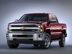 2015 Chevrolet Silverado 2500HD Built After Aug 14 Vehicle in