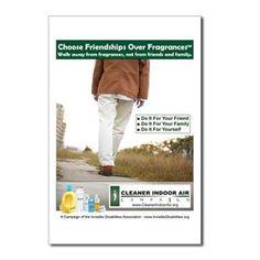 Friendships Over Fragrances Postcards (Package of