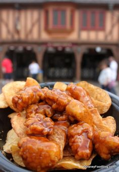 One of those rarely-open Disney restaurants!! Friar's Nook in #DisneyWorld's Magic Kingdom!