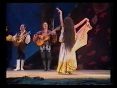Gypsy dance. Katya Plakhotnaya