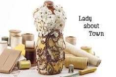 Lady about Town as seen in Paper Creations Spring 2012