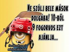 M Minion Humor, My Minion, Minions, Pinterest Funny Quotes, Short Funny Quotes, I Laughed, Funny Jokes, Haha, Funny Pictures