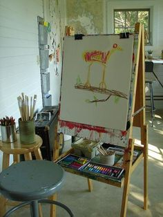 Workspace gallery | Project Based Homeschooling
