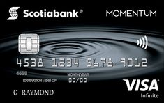 credit card for travel credit card tra - Rewards Credit Cards, Best Credit Cards, Carte Visa, Financial Information, Visa Card, Infinite, How To Apply, Canada, Scotia Bank