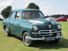 1952 Vauxhall Wyvern