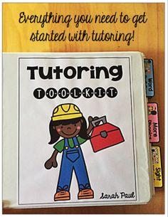 Tutoring Toolkit - Sarah's Teaching Snippets