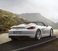 rogeriodemetrio.com: 2016 Porsche Boxster Spyder