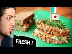 From Homemade Soda Bread to Irish Japanese Sammich ! Food Revolution Day #FoodRevolutionDay - YouTube
