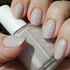 Can You Read My Body Language? - an  older now closed out shade from before Essie was owned by L'Oreal