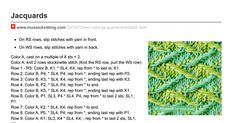 mosaicknitting.com-Jacquards.pdf