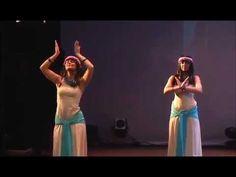 エジプトのダンス こういうことだと思う