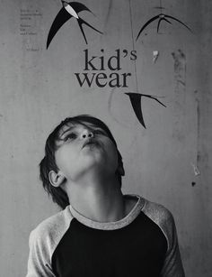 "kid's wear Vol.41  Discover the Autumn/Winter 2015/2016 edition. From the perspective of Pierpaolo Ferrari, Charlie de Keersmaecker, Achim Lippoth, Mike Meiré, Felix von der Osten and Bruce Weber. On the essay pages we are looking at 15 alternative schools. Everything from ""How to live wisely and well"" to ""Learning by Dada"".  We hope you will enjoy Cover by Achim Lippoth"