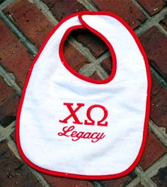 future little legacy! perfect for any sorority or fraternity!!