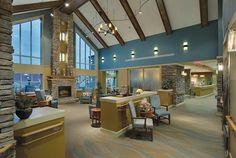 modern seniors living facilities - Google Search