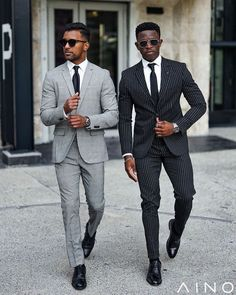 """AINO MEN'S FASHION on Instagram: """"👈Left or Right👉⁉️ Which one is your favorite? Comment below 👇👇 Model: @audrey_lunda Shop: @ainomen Follow: @ainomen ➖➖➖➖➖➖➖➖➖➖➖ 🤳 Shop…"""" King Fashion, Which One Are You, Mens Suits, Gq, Victorious, Gentleman, Menswear, Lifestyle, Boys"""