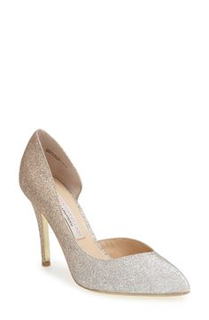 The dazzling 'Copertina' pump by Kristin Cavallari is a real  show stopper.