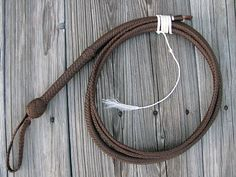 10' Bullwhip - Indy   These are just cool...