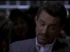 Heat: Al Pacino & Robert De Niro on opposing sides of the law. Neither gives an inch
