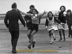 Vietnam Released POW  Fairfield, California 1973