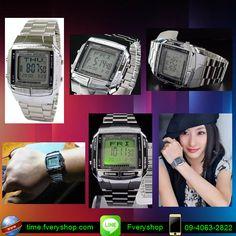 ชื่อสินค้า : Casio DB 360 1ADF6 ราคาปลีก : 1,490 ฿ ราคาส่ง (ขั้นต่ำ 3 เรือนแบบเดียวกัน) : 3,870 ฿ (เฉลี่ยเรือนละ 1,290 ฿) รายละเอียดสินค้า : time.fveryshop.com/ โอนเงินเข้าบัญชีธนาคาร : ธนาคาร : กสิกรไทย (Kasikorn Thai) ชื่อบัญชี : Wachirawich (วชิรวิชญ์) เลขบัญชี : 101-2-97670-0 Tel : 09-4063-2822 Line : Fveryshop รับสมัครตัวแทนจำหน่าย สนใจติดต่อทาง Line ได้เลยจ้า