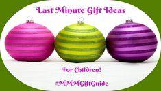 Last Minute Gift Ide