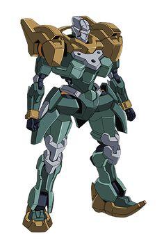 辟邪|Mobile Suit-モビルスーツ-|機動戦士ガンダム 鉄血のオルフェンズ