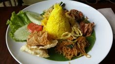 Nasi Tumpeng Kecil, Palalada, Jakarta-Indonesia