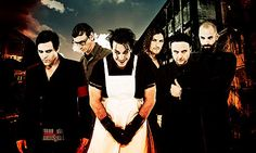 Rammstein (unfortunately I don't know German but I love the beat of their music)