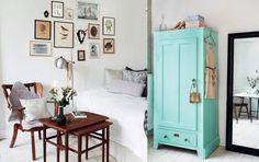 Ideer til små hjem: 65 kvadratmeter til to veninder