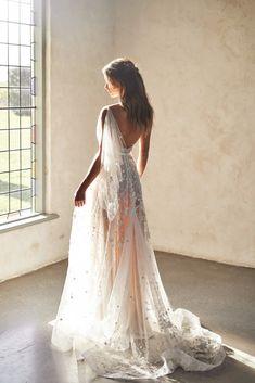 Vestido Largo Mujer Ajustado Encaje Efecto Desnudo Elegante Nuevo Dl-1217