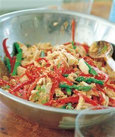 barefoot contessa - recipes - pasta salad. lobster and shells