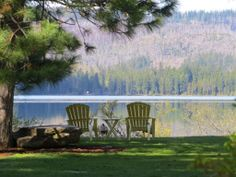 Suttle Lake Lodge, near Sisters, OR