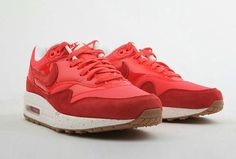 NIKE WMNS AIR MAX 1 ND 'FUSION RED'