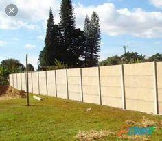 Muros & pre-moldados com preços promocionais ///